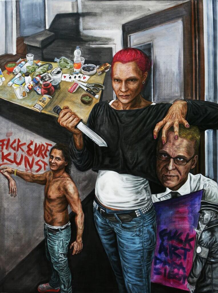 Fuck Art Dada siegt Teil 2